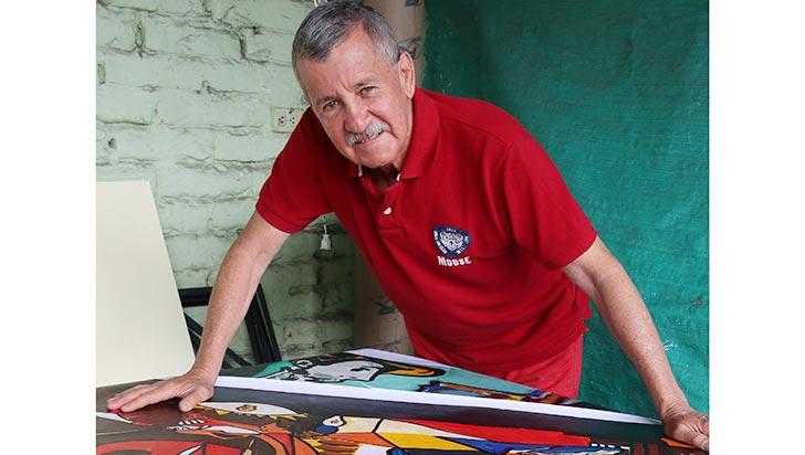 Fernando López Yepes, cubismo y arte contemporáneo