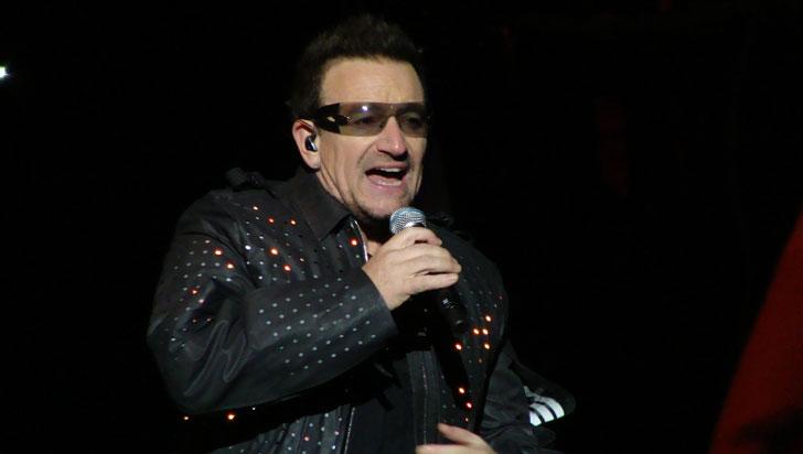 Bono, de U2, revela que tuvo una experiencia cercana a la muerte