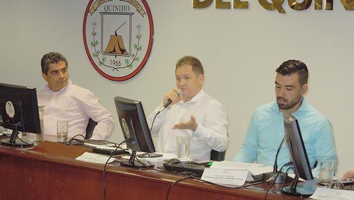 Proyecto sobre RAP del Eje fue aprobado en primer debate