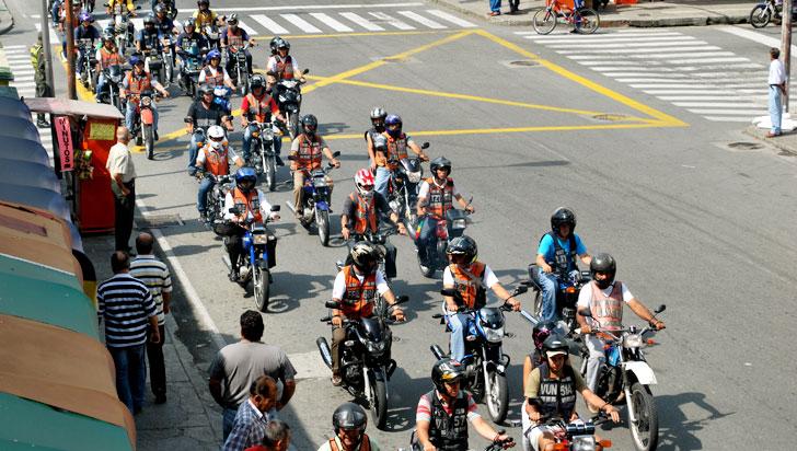 Motociclistas marcharán este viernes en contra del aumento del Soat
