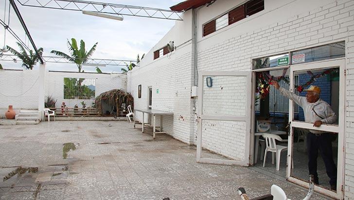 $50 millones costaría cubierta de restaurante del ancianato El Carmen