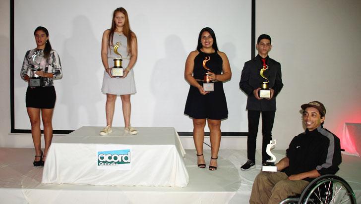 Por segundo año consecutivo, Silvana Muñoz es deportista Acord de Oro