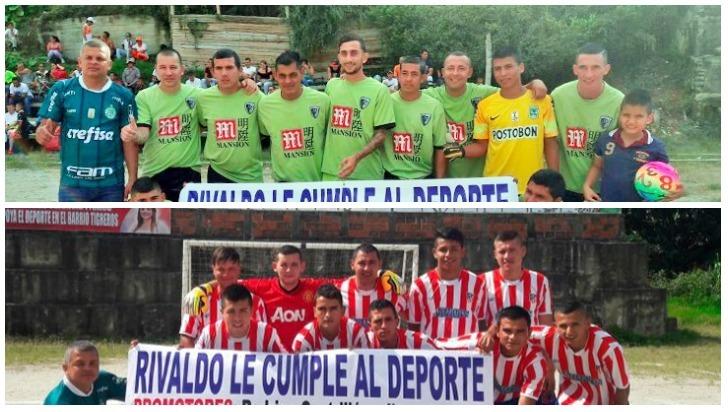 Tigreros - Los Mismos, este domingo final de Copa Navidad Fútbol 8