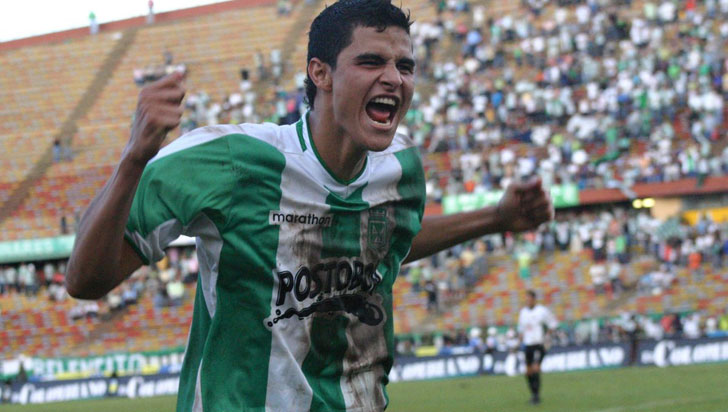 'Gio' Moreno regresa a Atlético Nacional
