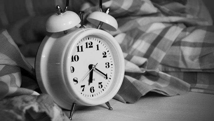 Trastornos en el sueño se incrementan durante vacaciones de fin de año