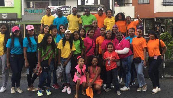 Etnoeducación y una casa afro, peticiones de la Pa ma gende mi a la alcaldía