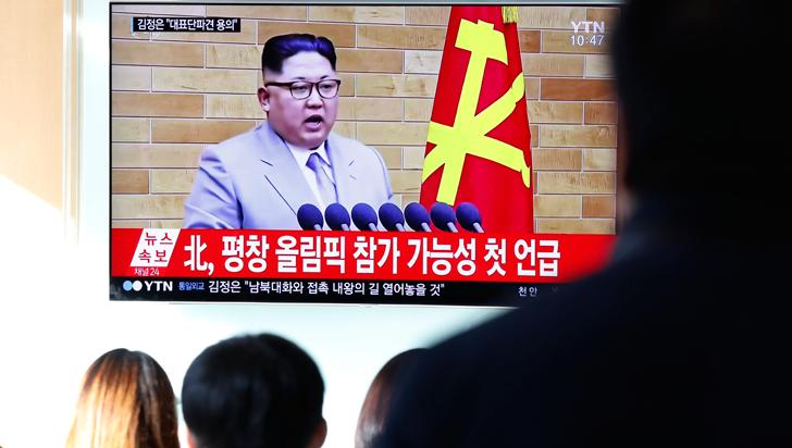 """""""Siempre hay un botón nuclear en mi escritorio"""": la nueva amenaza de Kim Jong-un"""