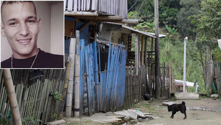 Asesinaron con arma de fuego a un hombre en el barrio Miraflores Bajo de Armenia