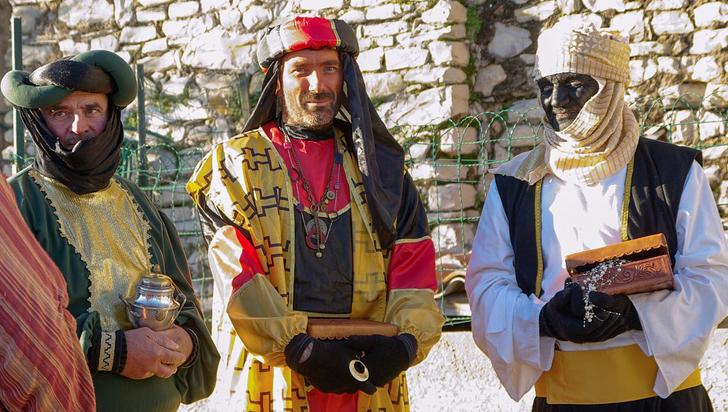 Los Tres Reyes Magos no fueron ni reyes, ni magos, ni tres