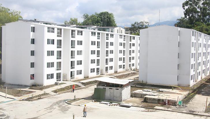 En febrero se entregarían apartamentos del San José y La Cecilia
