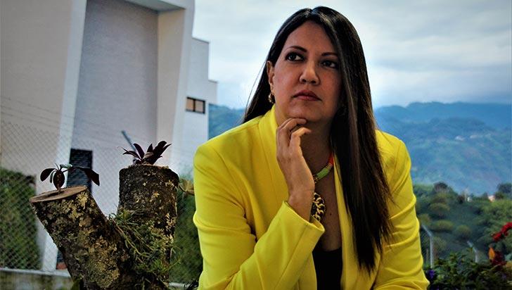 Jenny Milena Yusti Delgado,  componer, regalo de la creación