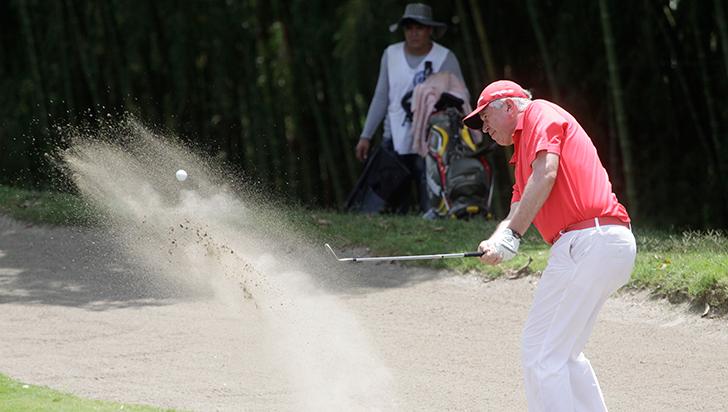 En el 2018 el Campestre recibirá el Mid Amateur y Cafetero de Golf