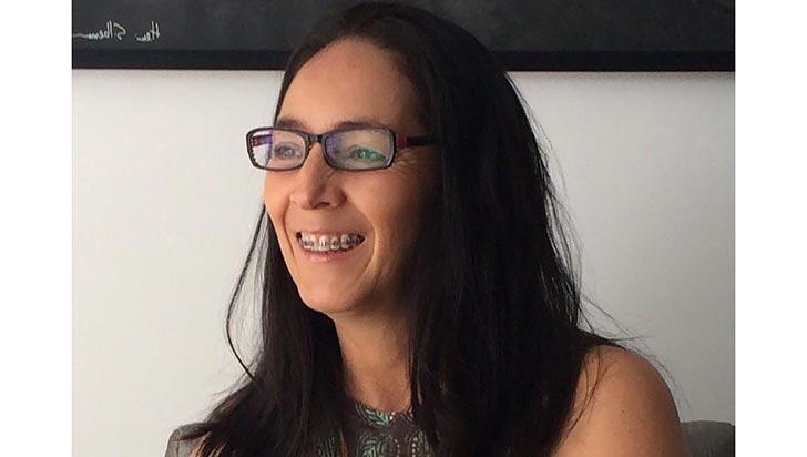 Angélica Jannette Pinzón Ruiz, dedicación exclusiva al origami