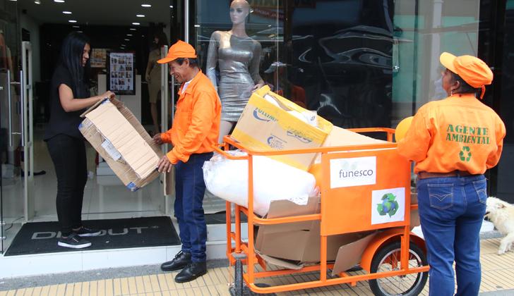 Proyecto de reciclaje busca educar a la ciudadanía