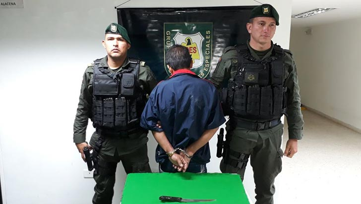 Detenido por apuñalar a menor de edad en medio de riña
