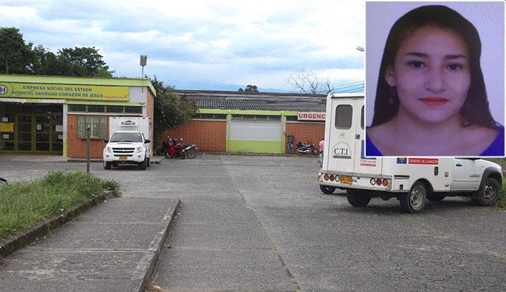 Buscan a hombre que asesinó a una joven en Quimbaya e intentó suicidarse