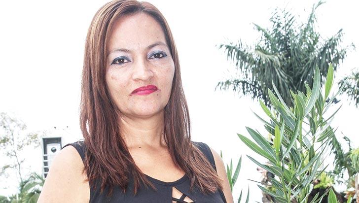 La Chamaca quiere grabar su primer tema