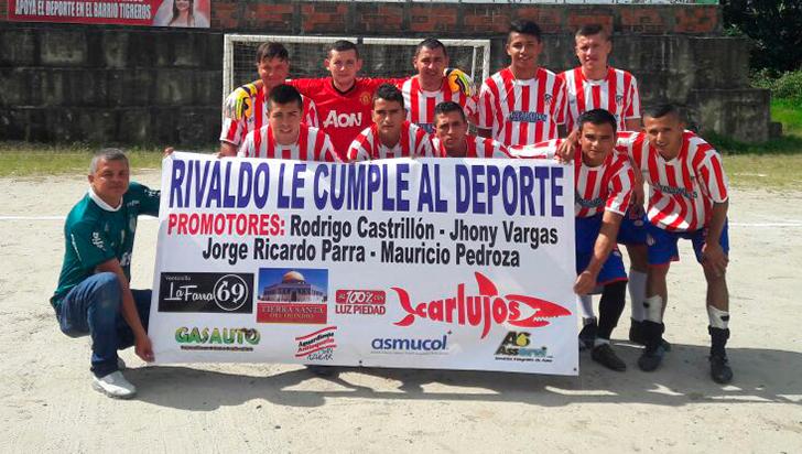 Copa Fútbol 8 tendrá desde este sábado su primera jornada en Tigreros