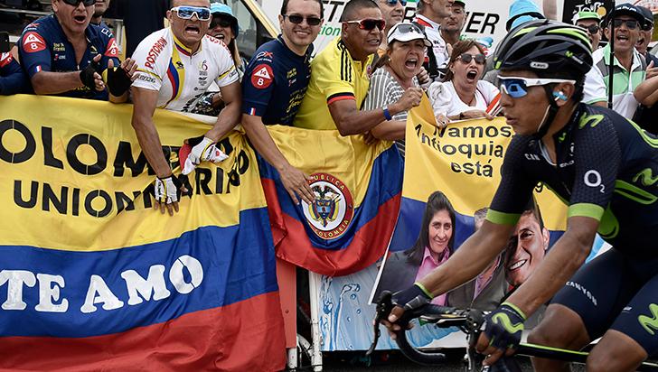 """""""UCI 2.1 Colombia Oro y Paz traerá turismo a la región"""": gerente de Indeportes"""