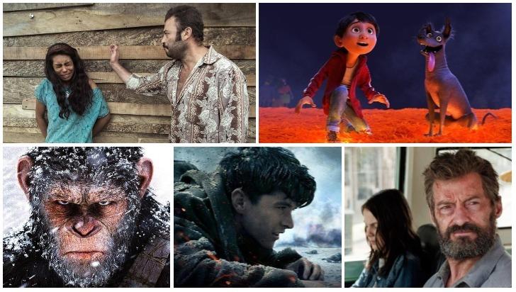 Las 10 grandes películas que nos dejó el 2017 (parte 2)