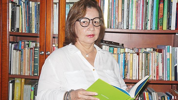 Betty Martínez Salazar,  en busca de conocimiento y excelencia ciudadana