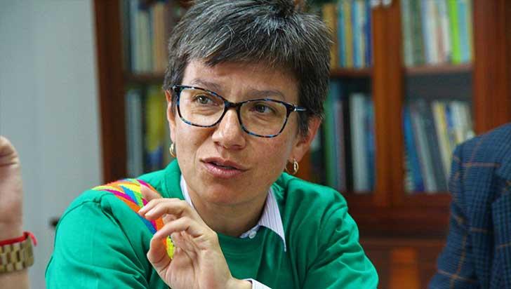Consulta anticorrupción podría realizarse en mayo: Claudia López
