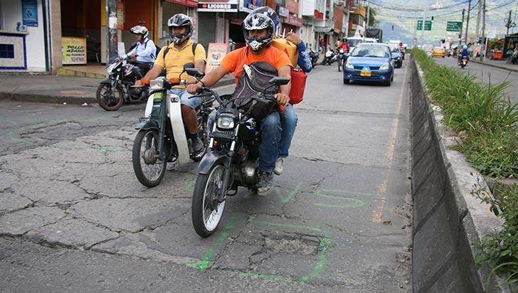 """""""Los beneficios del Soat deben ser según la responsabilidad"""": Motociclistas"""