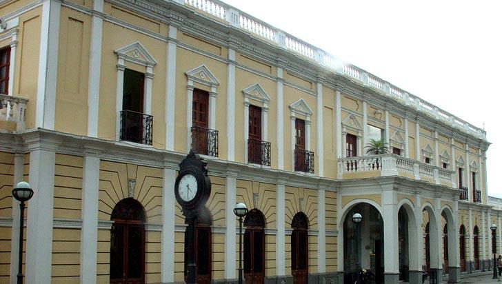 En certificado de tradición, La Estación es propiedad de Invías