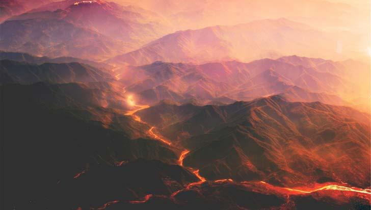 La actividad volcánica podría aumentar en el futuro por el cambio climático