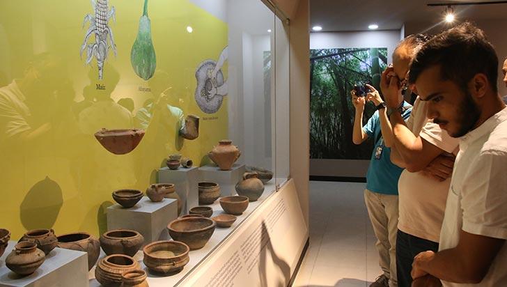 Con 400 piezas se inauguró sala arqueológica en el museo del Quindío