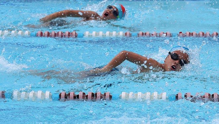 Con Entrenamiento 100 X 100 se quiere conocer resistencia en natación
