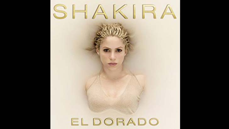 Shakira ganó el Grammy al mejor álbum de música pop latina