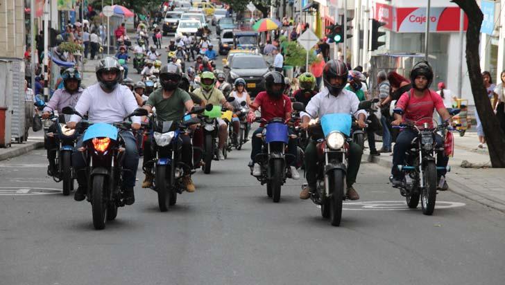 Armenia cómo vamos: La moto, el vehículo más usado y uno de los que más satisface