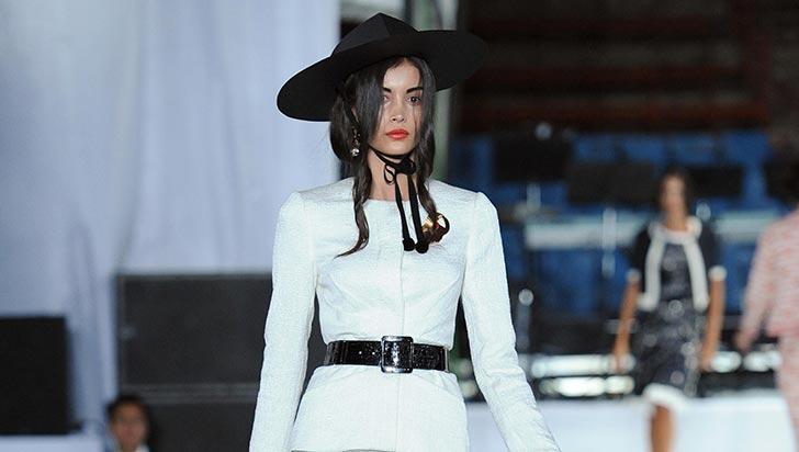 Brigitte Flórez, quindiana con encanto y sofisticación