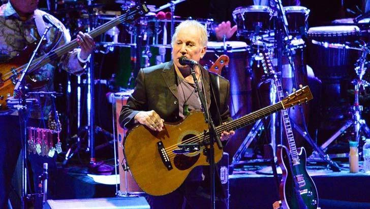 Paul Simon dirá adiós a los escenarios con una gira que le llevará a 9 países