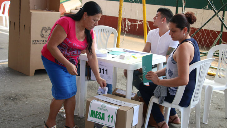 MOE advierte que 170 municipios registran riesgos electorales para elecciones 2018