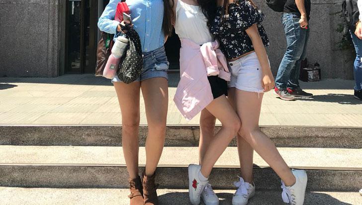 Polémica en Medellin, universidad sugirió a sus estudiantes a no usar minifalda, shorts y escotes