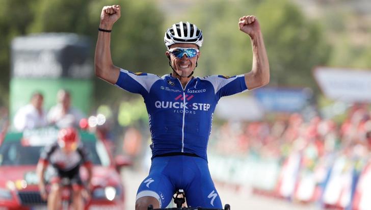 El francés Julian Alaphilippe se quedó con la cuarta etapa de la Colombia Oro y Paz