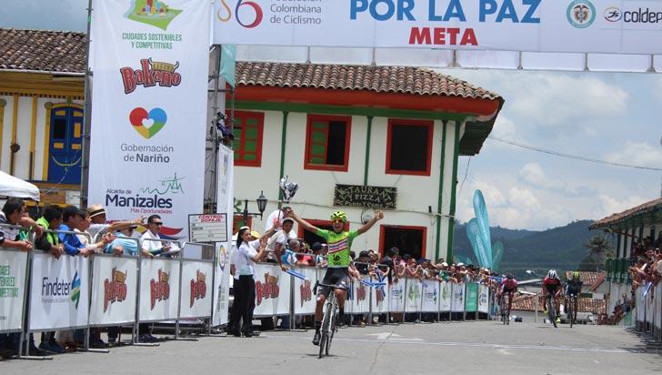 Este será el recorrido de la quinta etapa de la Colombia Oro y Paz