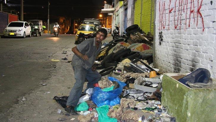 Ciudadanía denuncia que indigentes regresaron al 'Bronx' de Armenia