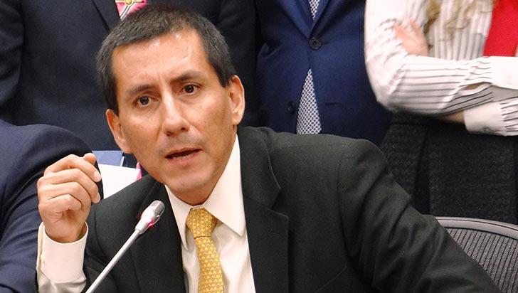 """Jimmy Chamorro: """"El partido de La U debe reconstruirse en el Quindío"""""""