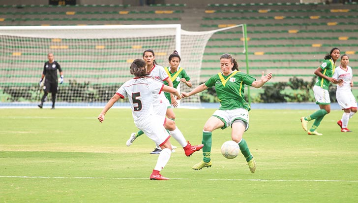Cortuluá, el primer examen de Quindío por la Liga Águila Femenina