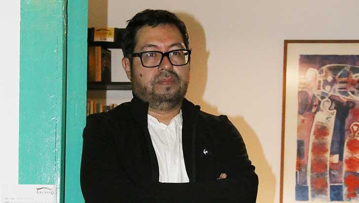 Jairo Buitrago, escritor e ilustrador