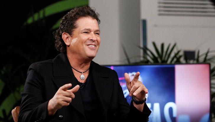 Carlos Vives dará concierto benéfico el 17 de marzo en Honduras
