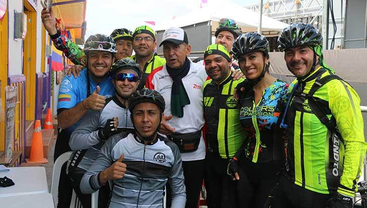 """""""Colombia Oro y Paz revivió épocas doradas del ciclismo"""": 'Cochise' Rodríguez"""