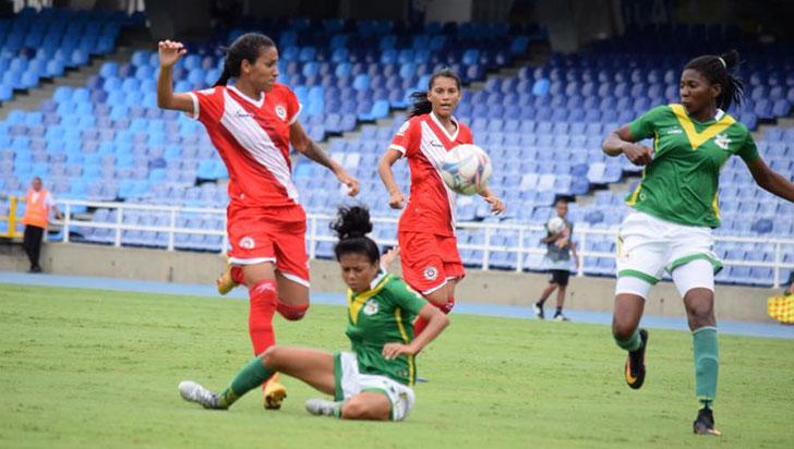 Deportes Quindío - Atlético FC, por Liga Femenina, será este domingo