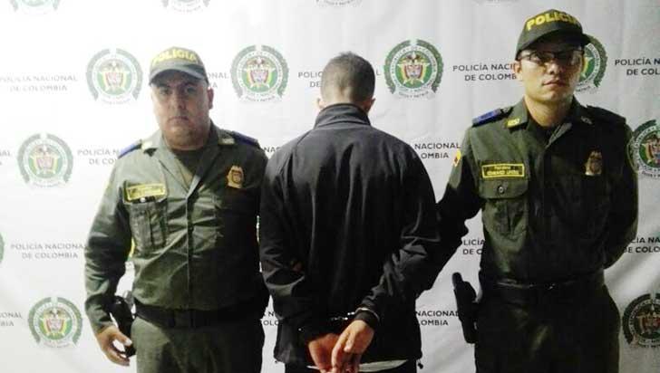 Hombre fue capturado en Pueblo Tapao por inasistencia alimentaria