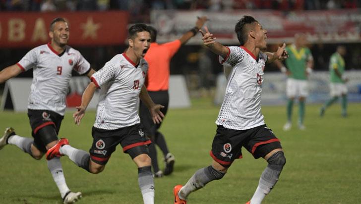 Quindío empezó con pie izquierdo el Torneo Águila 2018: cayó 3-1 con Cúcuta