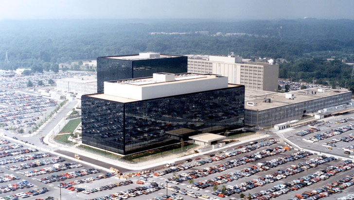 Investigan tiroteo en frente de sede de la Agencia de Seguridad Nacional en EE.UU.