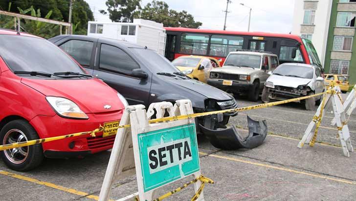 Quindío, región con mayor número de víctimas fatales en accidentes durante 2017